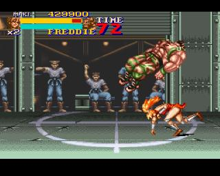 Screenshot Thumbnail / Media File 1 for Final Fight 2 (Japan)