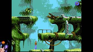 Screenshot Thumbnail / Media File 1 for Flashback (Europe) (En,Fr)