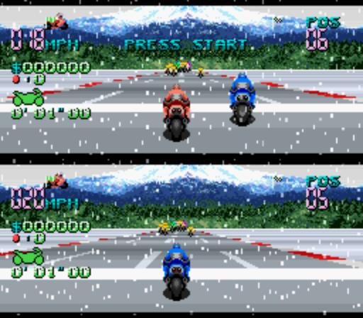 Full Throttle Racing (USA) ROM < SNES ROMs   Emuparadise