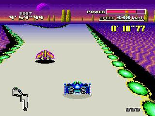 Screenshot Thumbnail / Media File 1 for F-Zero (Europe)