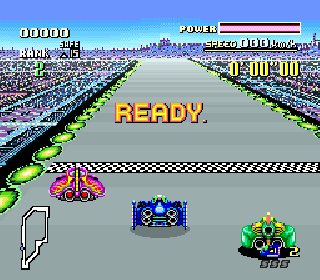 Screenshot Thumbnail / Media File 1 for F-Zero (Japan) (Rev 0A)