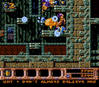 Screenshot Thumbnail / Media File 1 for Gods (USA)