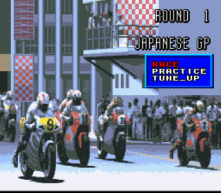 Screenshot Thumbnail / Media File 1 for GP-1 (Japan)