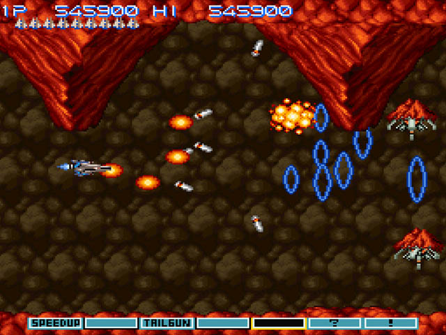 Image result for gradius III snes
