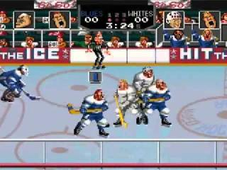 Screenshot Thumbnail / Media File 1 for Hit the Ice (USA)