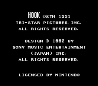 Screenshot Thumbnail / Media File 1 for Hook (Europe)