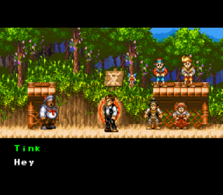 Screenshot Thumbnail / Media File 1 for Hook (Japan)