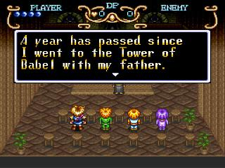 Screenshot Thumbnail / Media File 1 for Illusion of Gaia (USA)