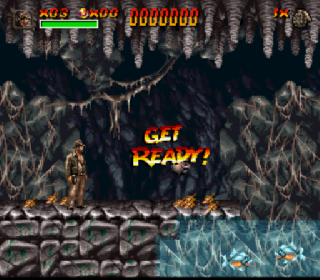Screenshot Thumbnail / Media File 1 for Indiana Jones' Greatest Adventures (Europe)