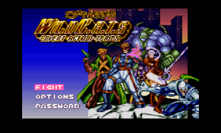 Screenshot Thumbnail / Media File 1 for Jim Lee's WildC.A.T.S - Covert Action Teams (USA)