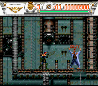 Screenshot Thumbnail / Media File 1 for Judge Dredd (Europe)