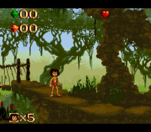 Jungle Book, The (USA) (Beta) ROM < SNES ROMs   Emuparadise