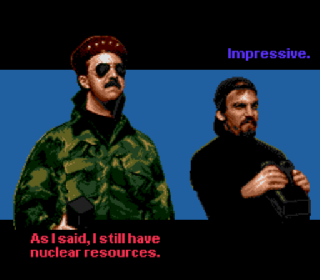 Screenshot Thumbnail / Media File 1 for Jungle Strike (Europe)