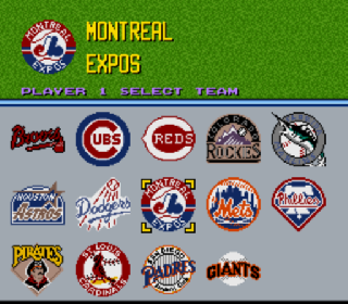 Screenshot Thumbnail / Media File 1 for Ken Griffey Jr. Presents Major League Baseball (USA)