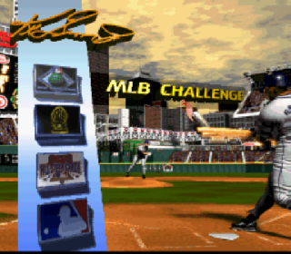 Screenshot Thumbnail / Media File 1 for Ken Griffey Jr.'s Winning Run (USA)