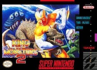 Screenshot Thumbnail / Media File 1 for King of the Monsters 2 (USA)