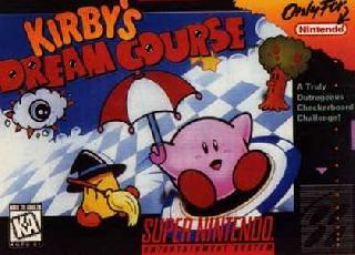 Screenshot Thumbnail / Media File 1 for Kirby's Dream Course (USA)