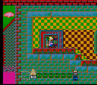 Screenshot Thumbnail / Media File 1 for Krusty's Super Fun House (Europe) (Rev A)