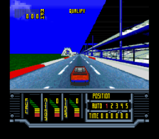 Screenshot Thumbnail / Media File 1 for Kyle Petty's No Fear Racing (USA)