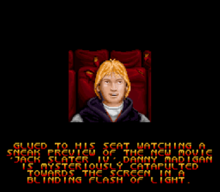 Screenshot Thumbnail / Media File 1 for Last Action Hero (Europe)