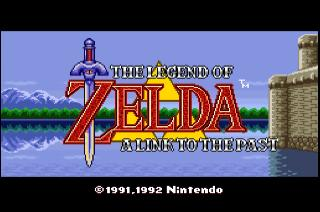 Screenshot Thumbnail / Media File 1 for Legend of Zelda, The - A Link to the Past (Canada)