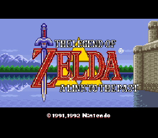 Screenshot Thumbnail / Media File 1 for Legend of Zelda, The - A Link to the Past (Europe)