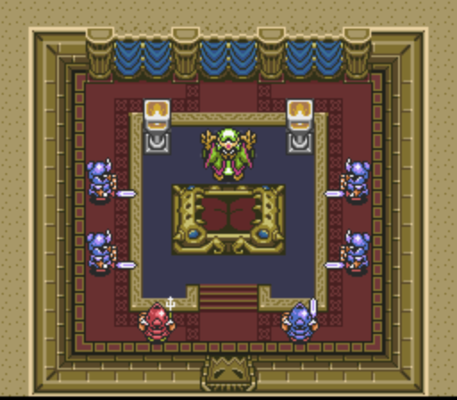 A Link To The Past (Germany) ROM
