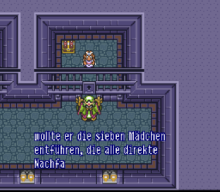 Screenshot Thumbnail / Media File 1 for Legend of Zelda, The - A Link to the Past (Germany)