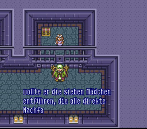 Legend of Zelda, The - A Link to the Past (Germany) ROM < SNES ROMs