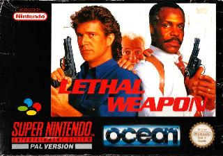 Screenshot Thumbnail / Media File 1 for Lethal Weapon (Europe)