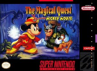 Screenshot Thumbnail / Media File 1 for Magical Quest Starring Mickey Mouse, The (Germany) (Rev A)