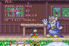 Magical Quest Starring Mickey Mouse, The (USA) ROM < SNES