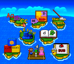 marios early years fun with letters rom