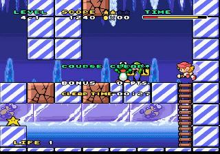 Screenshot Thumbnail / Media File 1 for Mario & Wario (Japan)