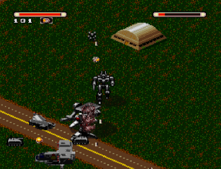 Screenshot Thumbnail / Media File 1 for Mechwarrior 3050 (Europe)