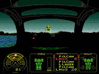 Screenshot Thumbnail / Media File 1 for Mechwarrior (Germany)