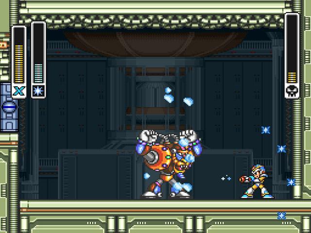 Megaman X (Europe) ROM < SNES ROMs   Emuparadise