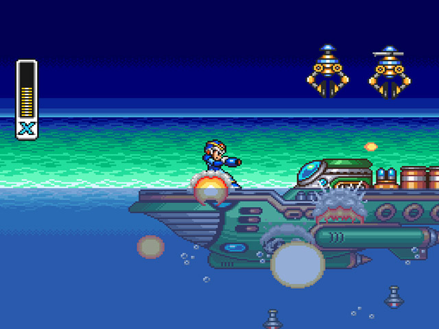 Ultra Mega Man 2 Nes Rom – Billy Knight