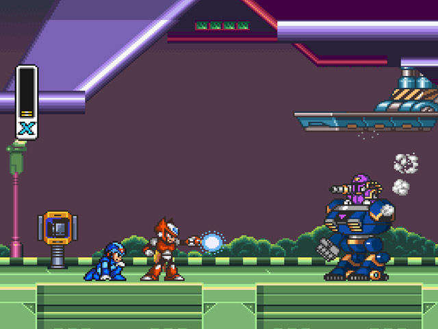 Image result for Mega Man X sNES
