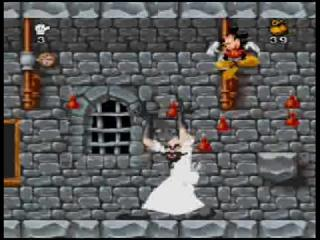 Screenshot Thumbnail / Media File 1 for Mickey Mania - The Timeless Adventures of Mickey Mouse (USA)