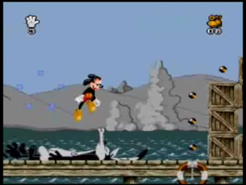 Mickey Mania - The Timeless Adventures of Mickey Mouse (USA) ROM