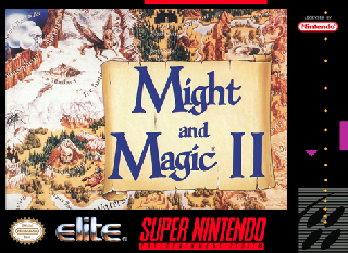 Screenshot Thumbnail / Media File 1 for Might and Magic II - Gates to Another World (Germany)