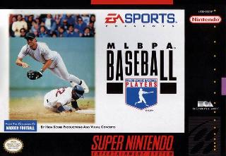 Screenshot Thumbnail / Media File 1 for MLBPA Baseball (USA)