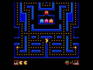 Screenshot Thumbnail / Media File 1 for Ms. Pac-Man (Europe)