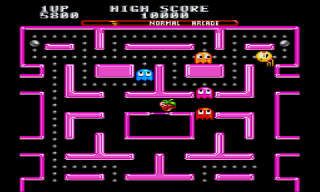 Screenshot Thumbnail / Media File 1 for Ms. Pac-Man (USA)