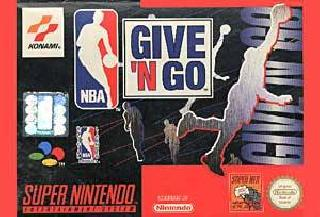Screenshot Thumbnail / Media File 1 for NBA Give 'n Go (USA)