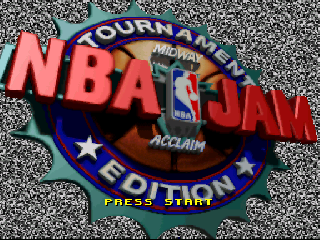 Screenshot Thumbnail / Media File 1 for NBA Jam - Tournament Edition (Japan)