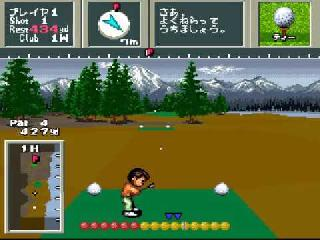 Screenshot Thumbnail / Media File 1 for Nice de Shot (Japan)