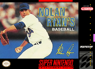 Screenshot Thumbnail / Media File 1 for Nolan Ryan's Baseball (USA)