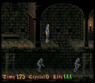 Screenshot Thumbnail / Media File 1 for Nosferatu (Japan)